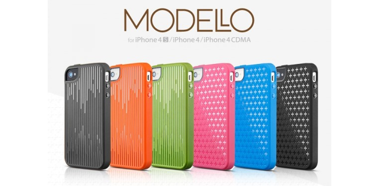SPIGEN SGP iPhone 4 / 4S Case Modello Series