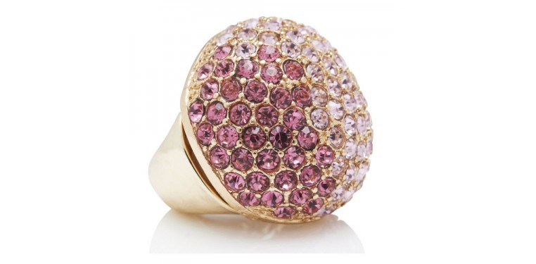 Forever New Arabella Pave Dome Ring