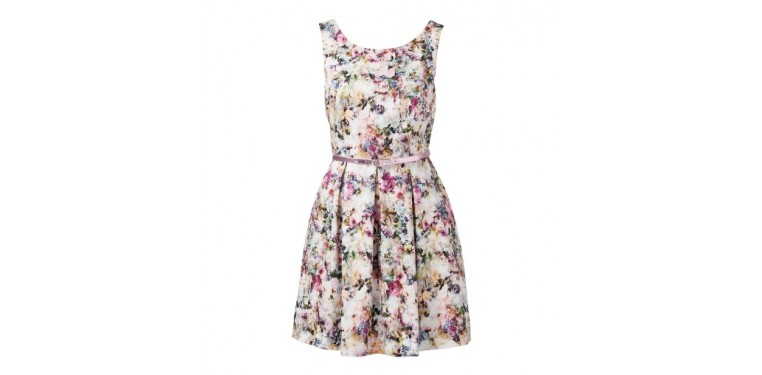 Forever New Cassidy Printed Dress