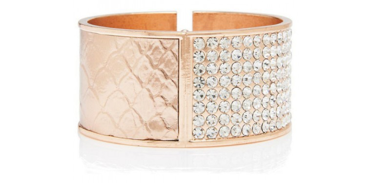 Forever New Donnatella Leatherette Cuff